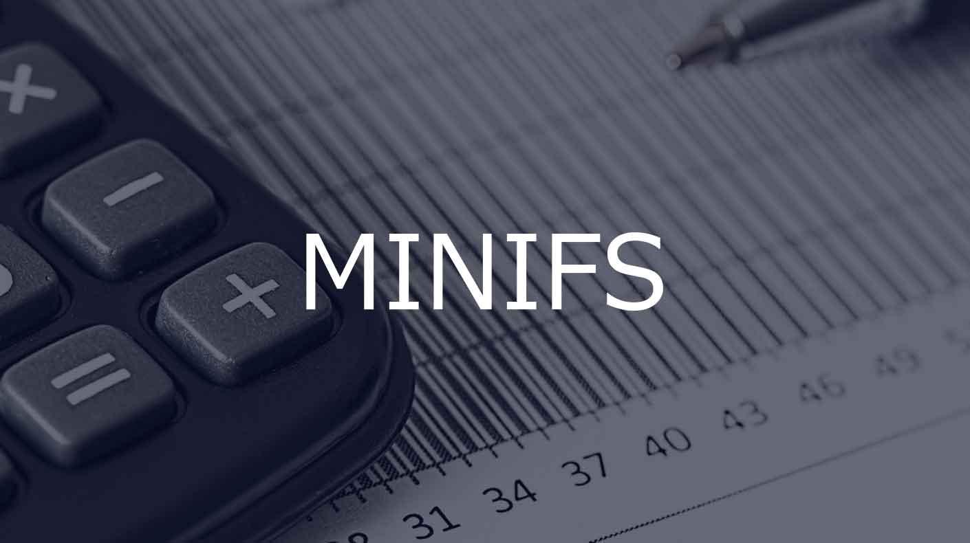 MINIFS関数