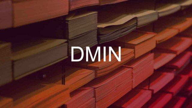 DMIN関数